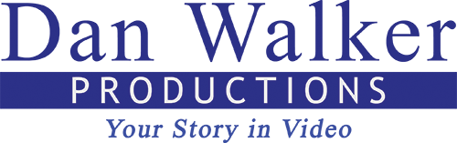 Dan Walker Productions Logo